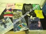 T-Shirts enfant Diesel : Arrivage.