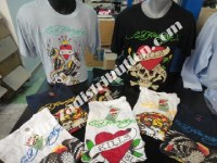 T-Shirts Ed Hardy Homme