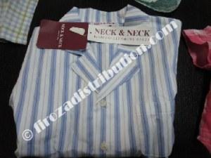 A ne pas Manquer : Chemises MC Neck & Neck.