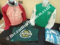 Arrivage: Sweat Japan Rags.