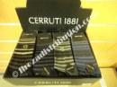 Chaussettes Cerruti 1881 rayées.
