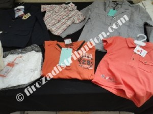 Packs de vêtements Groupe Marèse.