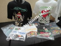 T-Shirts Ed Hardy Homme.
