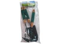 Liquidation lot 150 paquets de 3 outils de jardin