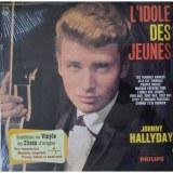 Disques Vinyles JOHNNY HALLYDAY N°4 - L'Idole Des Jeunes
