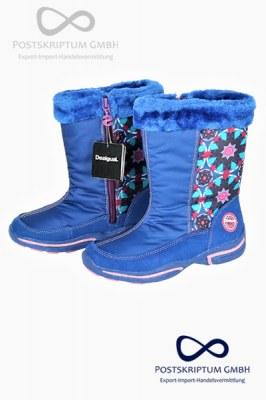 Desigual bottes d'hiver pour les enfants