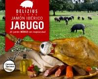 Jambon Épaule de Jabugo Ibérique de Bellota Delizius Deluxe 4.5 kg / 5 kg