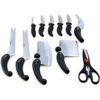 Set de 11 Couteaux Miracle Blade