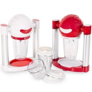 Batteur Mixeur Smoothie Express (blanc ou rouge)