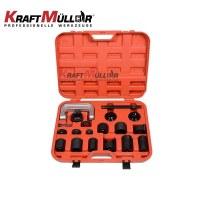 KRAFTMULLER, 21Pcs Outil De Démontage-21Pcs Automobile C Type Extracteur Rotule Outil...