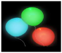 Ballons lumineux 45 cm à leds avec tige