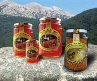 Miel naturel de - sapins et fleurs - thym