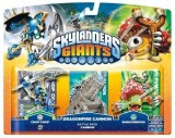Lot Destockage Battle Pack Skylanders NEUF