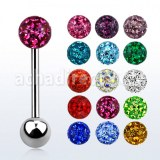 Grossiste Piercing Acier Chirurgical Barbell Langue