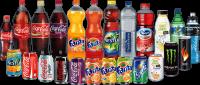 Boissons Non Alcoolisées Coca Cola, Fanta, Sprite, Oasis, Capri Sun, Pepsi,Tropico, Dr...