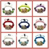 Lot de 60 bracelet enfant Helo Kitty