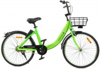 Vélo Vert Smart Bike
