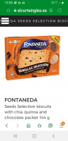BISCUITS CHOCOLAT FONTANEDAT