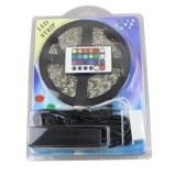 IP 20 - kit blister ruban led - 60led/m-300 leds - 5050 rgb - IP20