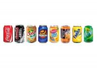 Coca cola cannettes slim