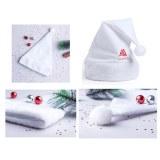 """Bonnet Père Noël """"Cestilox"""" en Polyester - Objet publicitaire AVEC ou SANS logo - Cadea..."""