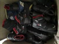 Lot de Boots Enfants et Adultes