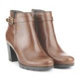 Pallet Deal - Bottes en cuir de marque pour femmes
