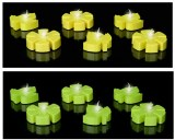 Bougies LED