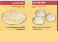 BOULES A PIZZA SURGELEES EN 200 GRAMMES