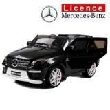 Voiture électrique pour enfant Mercedes ML 63 sous Licence