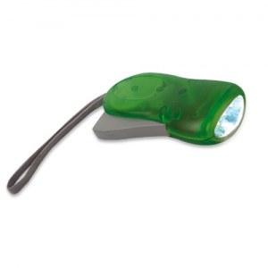 Lampe torche dynamo LED