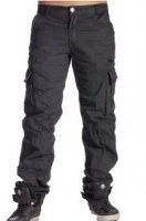 Pantalon, treillis ( style cargo )