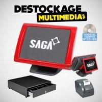 Caisse enregistreuse tactile pas cher pour tous commerces.