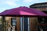 Parasol Cambrure Aubergine de Fabrication Hédone Réf : PY0507Q1