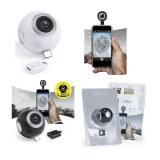 Caméra 360° Ribben avec Connexion Micro USB - Objet publicitaire AVEC ou SANS logo - Ca...