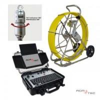 Camera pour l'inspection de canalisations 360