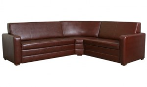 Grand Canapé d'angle Emma Simili-cuir