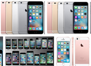 Iphones 5, 6, 7 reconditionnés à neufs - Tous petits prix