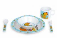Set complet repas pour bébé et enfant