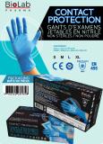 Stock Gants Nitrile disponible immédiatement