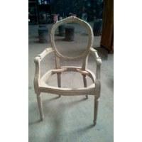 Carcasse chaises, fauteuils et canapes de style