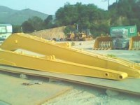 LONG BRAS EXCAVATEUR CASE