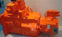 Pompe hydraulique pelle case