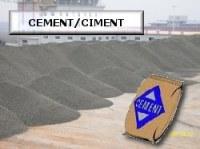 Ciment en provenance d'espagne