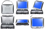 Panasonic Toughbook rugged pc durci
