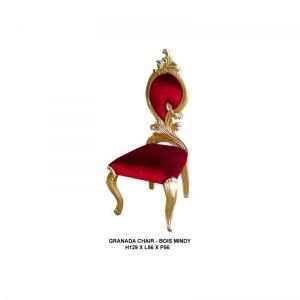 Chaise baroque Granada