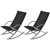 DUO Chaises à bascule
