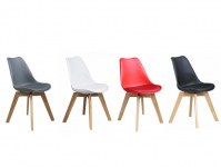 CHAISE SCANDINAVE 18€HT/CHAISE - LOT COMPLET