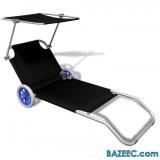 Chaise longue pliante ALU