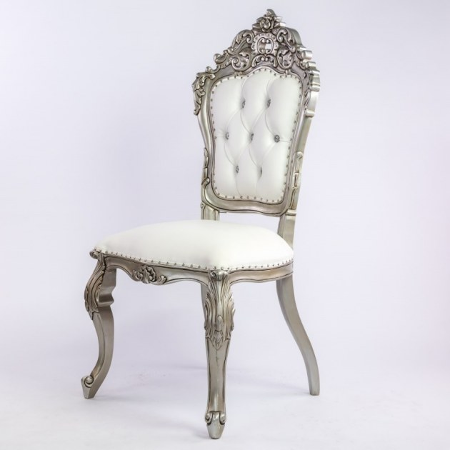 chaise mariage blanche. Black Bedroom Furniture Sets. Home Design Ideas